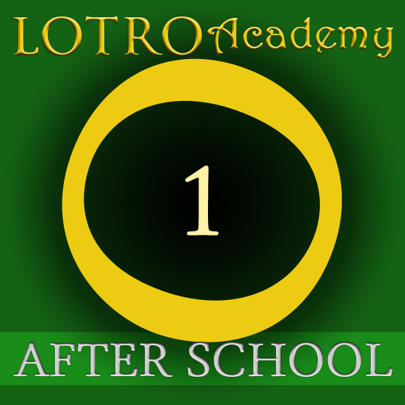 LOTRO Academy: After School - Episode 1