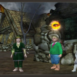 Small LOTRO Adventures – Episode 45: A Hobbit Walking Party
