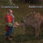 LOTRO Video Highlights: The Legend of Townsfolk
