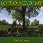 LOTRO Academy: 123 – Collections