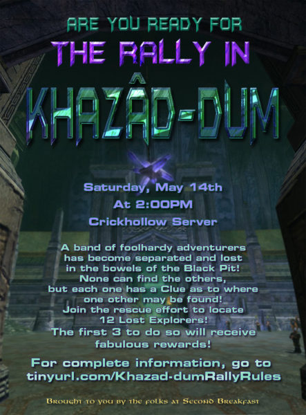 Rally In Khazâd-dum Poster6641