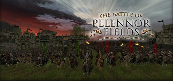 Riders of Rohan Charge Pelennor Fields Update 18