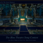 The Blue Theatre Song Contest: Planning Update 1