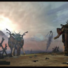 Lilikate's Screen Shots: Trampled Fields of Pelennor