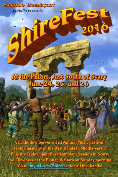 Shirefest Poster 20168177