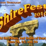 Shirefest: June 24th-26th
