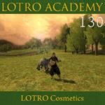 LOTRO Academy: 130 – LOTRO Cosmetics