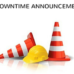 Downtime Notice: Tuesday April 25th for Update 20.1.1. 7:00am-11:00am Eastern