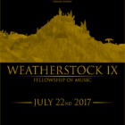 Weatherstock & Community Events: July 21st-27th