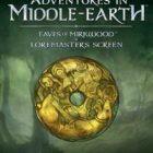Adventures in Middle-earth:  Eaves of Mirkwood and Loremaster's Screen