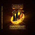 LOTRO 10th Anniversary Collector's Edition Double CD Package Sells Out