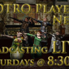 LOTRO Players News Episode 236: Reclaim Moria… After Lunch!