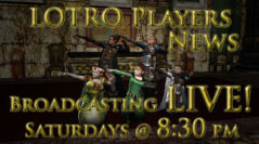 LOTRO Players News Episode 220: Third Age Valley Girl