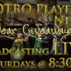 LOTRO Players 5 Year Giveaways!