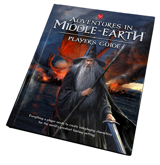 Cubicle 7 S Adventures In Middle Earth Player S Guide